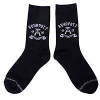 Ruhrpott-Socken (Doppelpack) Gr. 36-42