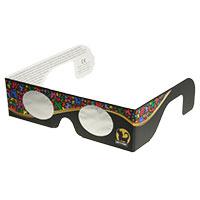 perro negro Sonnensichtbrille -Bunter Hund-