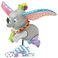 Dumbo, der fliegende Elefant – Disney-Figur von Romero Britto!