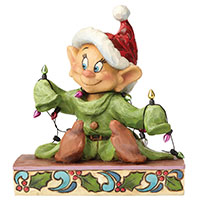 Light Up The Holidays (Dopey Figurine)