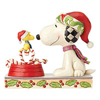 Candy Cane Christmas (Snoopy und Woodstock)