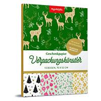 monbijou-Verpackungskünstler - Klassische Weihnacht
