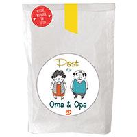 Post für Oma und Opa Tüte