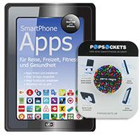 Set: perro negro Popsockets und Buch SmartPhone Apps