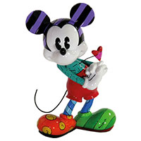 Mickey Mouse mit Herz