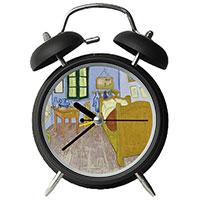 Nostalgie-Wecker mit Van Goghs Clock Schlafzimmer in Arles
