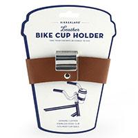 Der stylische Kaffeebecher-Halter fürs Fahrrad