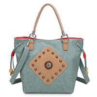 Handtasche Chika Aqua vom Trend-Label Noi Noi