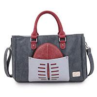 AUSGELAUFEN:Damenhandtasche Fern Dark Blue vom Trend-Label Hi-Di-Hi