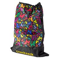 perro negro Wäschebeutel - Drecksack -