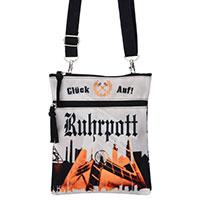 Brustbeutel - Ruhrpott - vom Kult-Label Robin Ruth