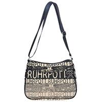 Kompakte Schultertasche - Ruhrpott - Modell Julia S von Robin Ruth