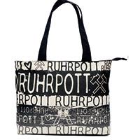 Geräumige Einkaufstasche - Ruhrpott -  Estella L von Robin Ruth