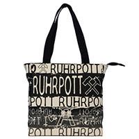 """Kompakte Einkaufstasche - Ruhrpott"""" - Estella S von Robin Ruth"""