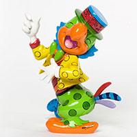 José Carioca, der lustige Papagei – Disney-Figur von Romero Britto!