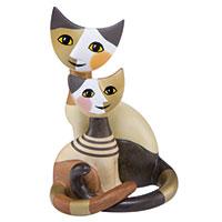 Rosina Wachtmeister Minikatzenpaar - Elita e Fosco -