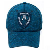 Ruhrpott-Cap mit stylischem Zweistreben-Fördergerüst