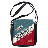 Stylische Umschlagtasche Ruhrpott Original  vom Kult-Label Robin Ruth