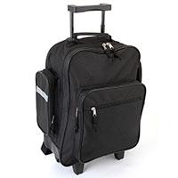 Genialer Biketrolley: Gepäckträgertasche, Trolley & Rucksack in einem!