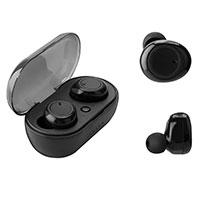 Bluetooth-Kopfhörer TWS earbuds schwarz