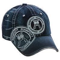Stylisches Jim Denim-Cap - Ruhrpott -