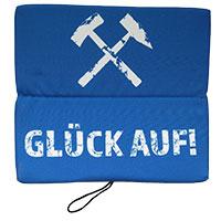 Glück auf! – das praktische Sitzkissen für uns Ruhrgebietler!
