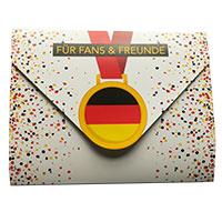 Brillen-Flagge Deutschland