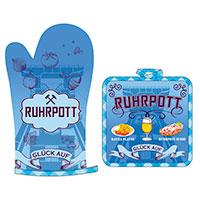 """Ofenset """"Ruhrpott"""" mit köstlichem Revier-Design!"""