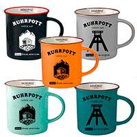 Der Pott-Pott – die stilvolle Art, im Ruhrgebiet Kaffee zu trinken!