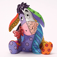 Eeyore- Figur von Disney by BRITTO