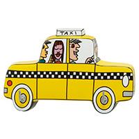 Cab Keys - Schlüsselbrett