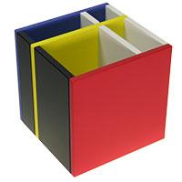 Design-Stifteköcher - Mondri - aus dem Hause emform