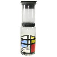 Design-Glaskaraffe - Mondri -