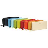 Stylisches Portemonnaie in angesagten Farben aus dem Hause Mano