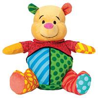 Winnie The Pooh- Stofftier von BRITTO