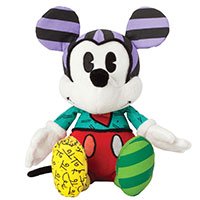 Mickey Mouse - Stoffpuppe Mini