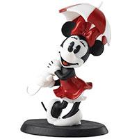 Minnie Mouse an einem Regentag - Dekofigur
