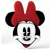 Wanduhr -It's Minnie's Time-