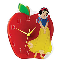 Zauberhafte Schneewittchen-Uhr aus der Serie - Enchanting Disney -