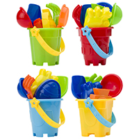 Mini Sandspielzeug -Happy colour-