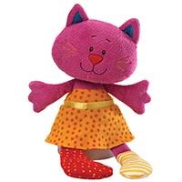 Rasselpuppe -Missy Meow-