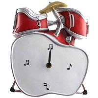 Wanduhr - Drum Kit - vom amerikanischen Kult-Label Allens Design!