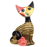 ROSINA WACHTMEISTER -Katze Flavio-