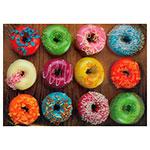 3D-Karte Donuts