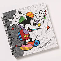 Notizbuch -Mickey Mouse- Disney by BRITTO