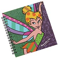 Notizbuch -Tinker Bell- Disney by BRITTO