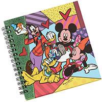 Notizbuch -Die phantastischen Fünf- Disney by BRITTO