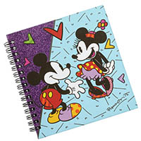 Notizbuch -Mickey & Minnie- Disney by BRITTO
