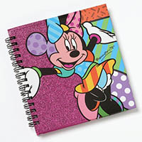 Notizbuch -Minnie Mouse- Disney by BRITTO