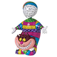 -Cheshire Cat- Figur von Disney by BRITTO